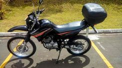 Yamaha XTZ 250 Lander 2014