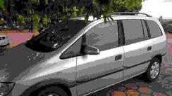 Chevrolet Zafira Expression 2.0 (Flex) (Aut) 2012