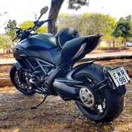 Ducati Diavel 1198 Dark 2016