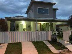 Casa em Condomínio Fechado na Melhor Localização de Maricá.
