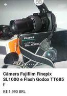 Câmera Fujifilm Finerix Modelo Sl 1000