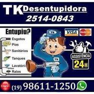 Tk Desentupidora / Desentupidor 24 Horasvisita Grátis