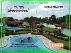 Vendo Terreno Área de 24.000M2, em Belém, Icoaraci Clube Aquático