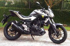 Yamaha MT 03 (ABS) 2018