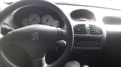 Peugeot 206 Hatch. Feline 1.6 16V 2005