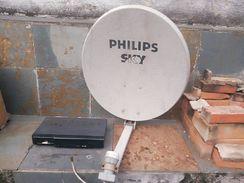 Antena Sky Pré-Paga com Decodificador