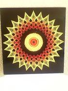 Quadros Decorativos String Art