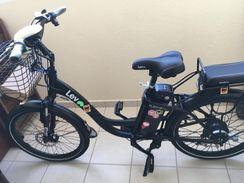 Bicicleta Elétrica - Nunca Usada