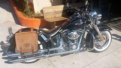 Harley-Davidson Softail de Luxe 2014