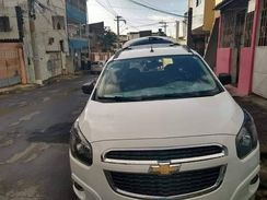 Taxi Spin Lt Ano 17/18. Carro + Permissão