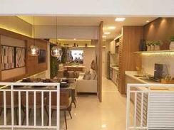 Apartamento 60 M² 2 Dormitórios 1 Suíte 1 Vaga de Garagem Livre