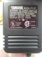 Teclado Yamaha Semi Novo