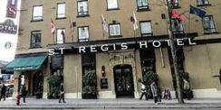 Viajar e Trabalhar no Canadá no Hotel ST Regis