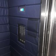Proteção Acolchoada para Elevador Thyssenkrupp, Otis e Atlas