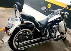 Harley-Davidson Softail de Luxe 2011