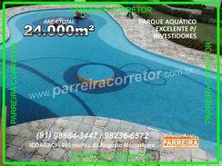 Parque Áquatico, Vendo Completo Antigo Clube Vivara 24.000M²