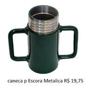 Caneca Rosca Luva Porca Kit P Escora Metalica em Guarapuava