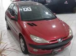 Peugeot 206 Passion 1.6 Completo 2000