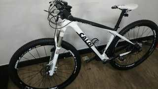 09532ff44 Compro Bike Aro 29 Caloi Carbono em Ótimo Estado