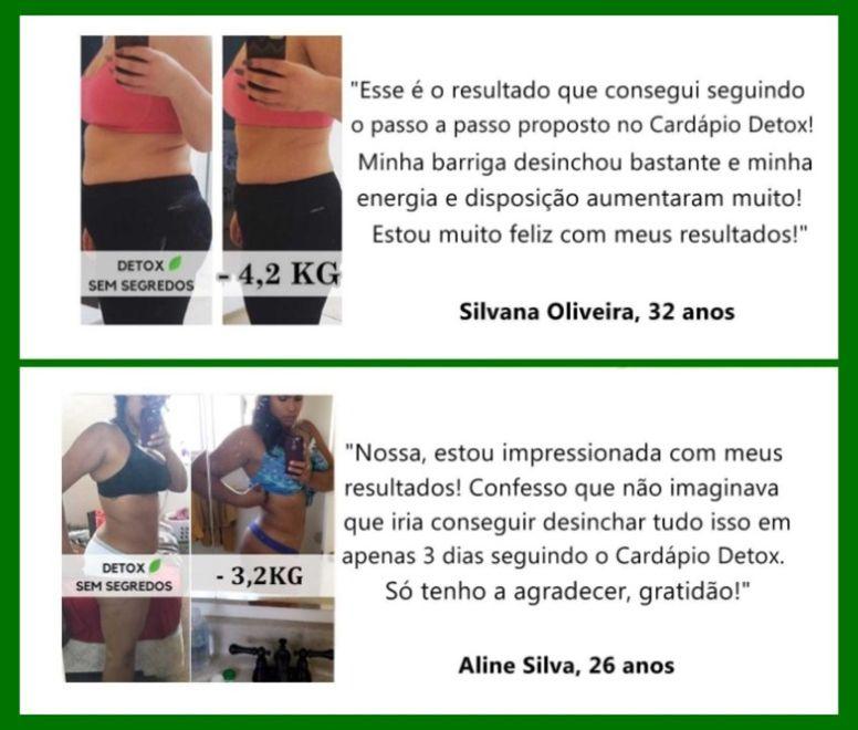 dieta detox 3 dias cardapio completos
