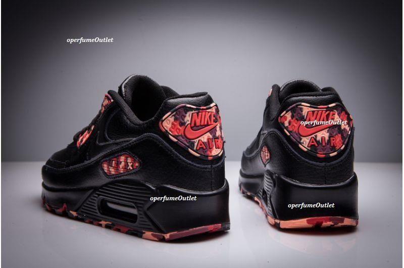 3b499ae92e8 Tênis Nike Air Max 90 London Preto - Desapega