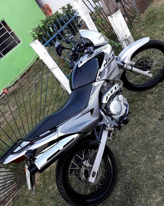 Honda Nx 400i Falcon 2013/2014 - Salão da Moto - 9488