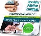 Agente Financeiro Empréstimo para Servidor Público Estadual