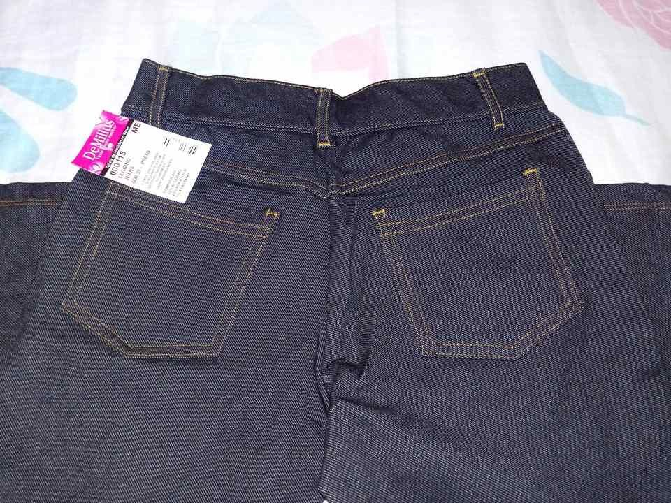 99cb9d934 Calça Leggin Jeans Demillus - Desapega
