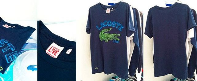e6f680df4 Camiseta Lacoste Atacado - Kit 10 Camisa Masculina Importada Revender. >