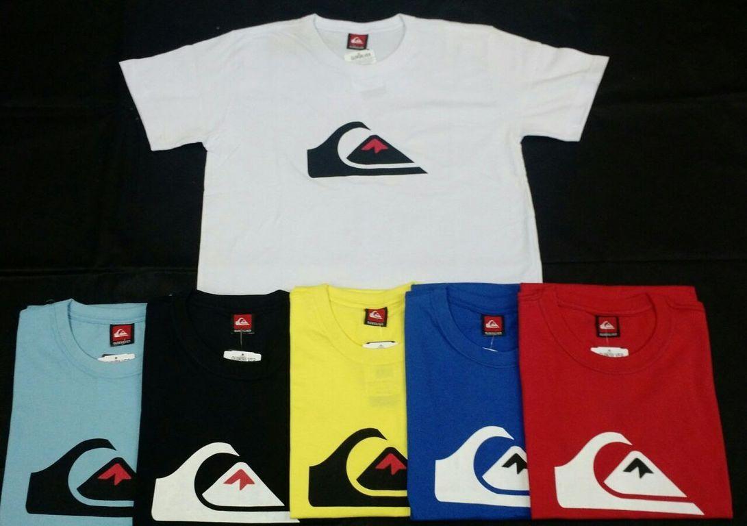 Camiseta Quiksilver em Atacado - 10 Camisa Masculina Somos Fornecedor.   54402669f0