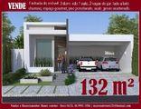 Casa 3 Qtos (1 Suíte), Há 1 Minuto do Centro, Financiável, em Constr.