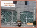 Casa Altos e Baixos À Venda na Cidade Nova 6, Parreira Corretor Vende