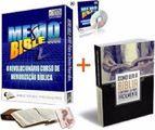 Combo: o Curso de Memorização da Bíblia! + Ebook Como Ler a Bíblia e Entendê La Mais Facil