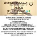 Consultoria Especializada na Esfera de Direito de Transito