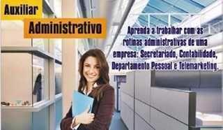 Curso de Auxiliar Administrativo - por Apenas R$ 9,90
