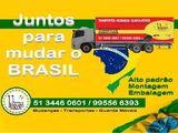 Eleven Mudanças Porto Alegre, Canoas, Gravataí