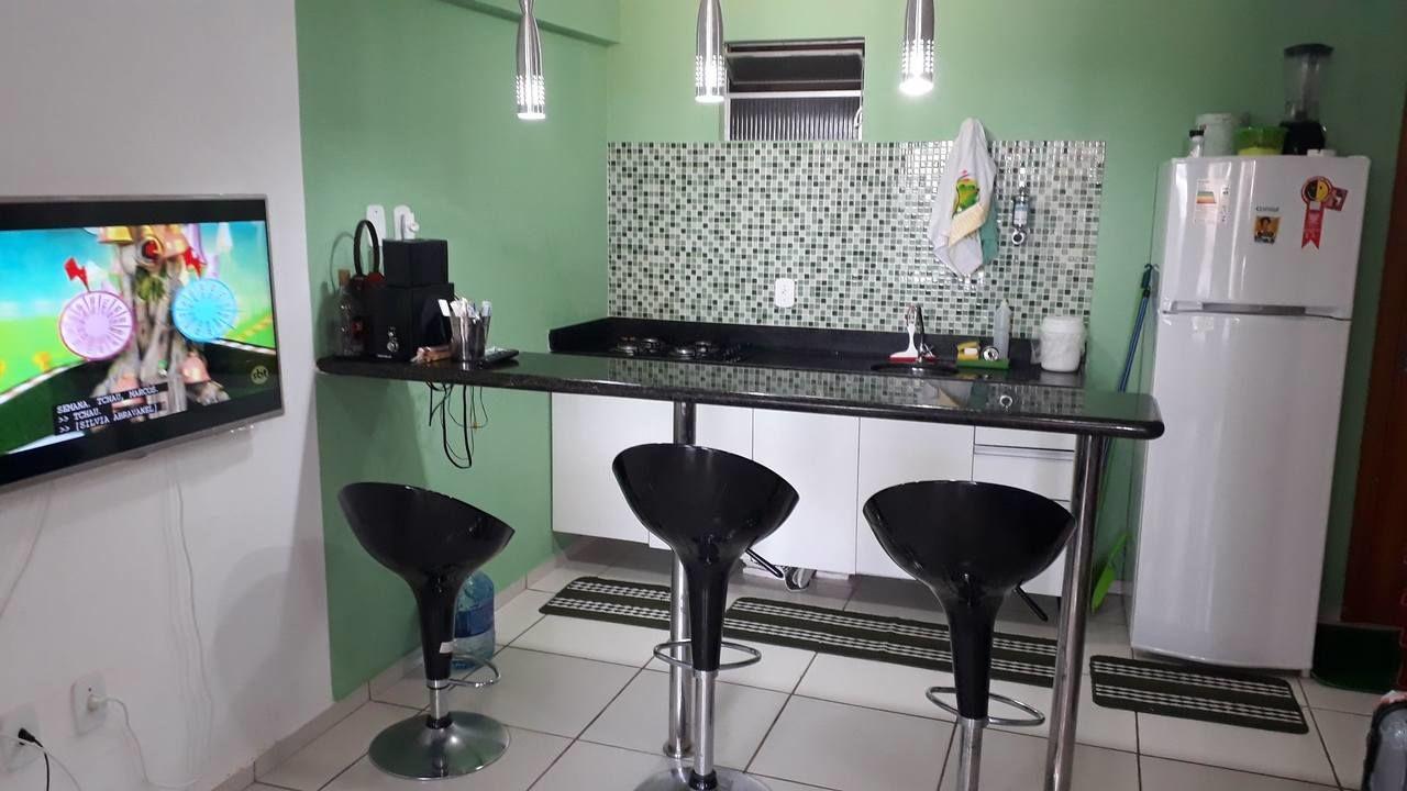 Flat Em Luis Correia Piau Quarto Sala Banheiro Cozinha
