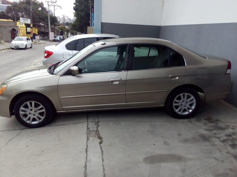 ... Honda Civic Lx 1.7 2001 ...