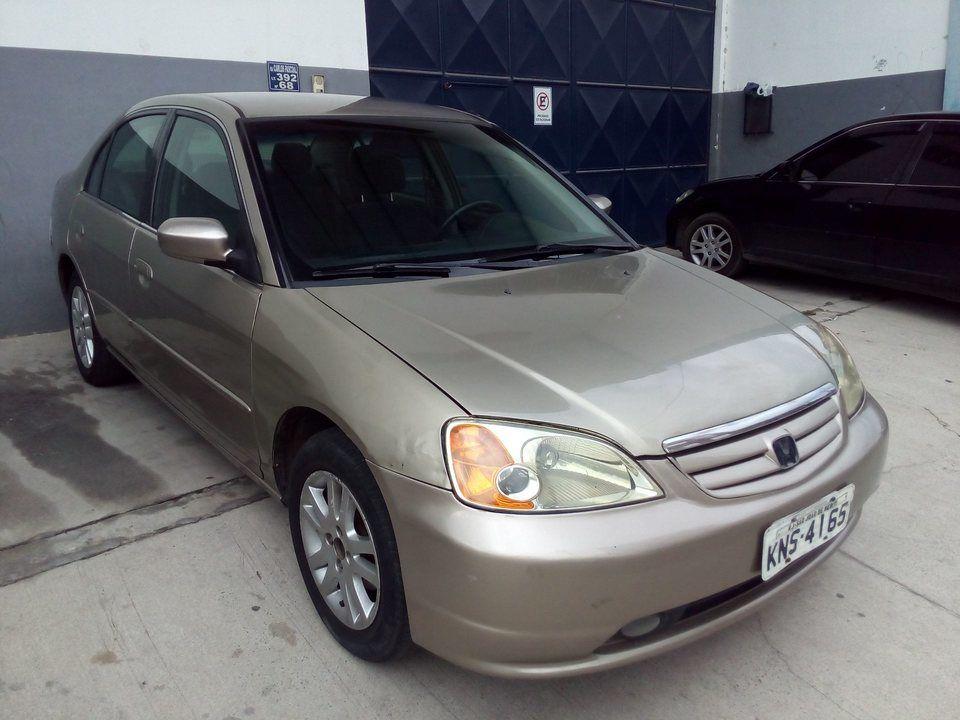 Honda Civic Lx 1.7 2001. U003e
