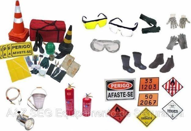 Kit Emergência Nbr 9735, Kit Emergência Ambiental e Epi - Desapega 2b1d8324c5