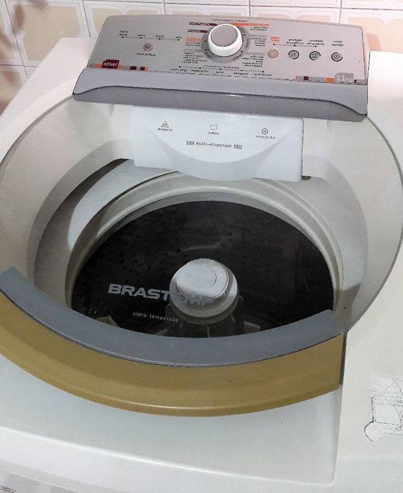 bab0f939a ... Lavadora de Roupas Brastemp 11 Kg Ative com Turbo Performance Branca ...