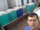 Locação Banheiro Quimico e Limpa Fossa