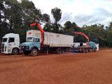 Locação Caminhão Munck Uberlândia