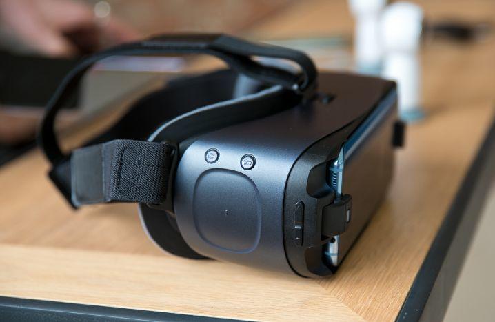 Óculos de Realidade Virtual Gear Vr Samsung - Desapega df99141610