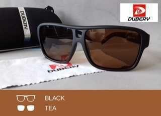 71f9082cf3706 Óculos de Sol Dubery Polarizado Lentes Polaroid Uv 400- 100% Original.