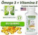 Ômega 3 + Vitamina e (Óleo Peixe 90 Cápsulas) Dura 3 Meses
