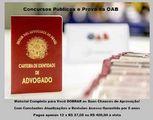 Pacote P/Concurso-Editora Audiojus- Como Dobrar Suas Chances de Passar no Exame da Oab