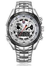 b8d43a5e71d Relógio de Luxo Tvg Seals Elite Masculino Led Promoção