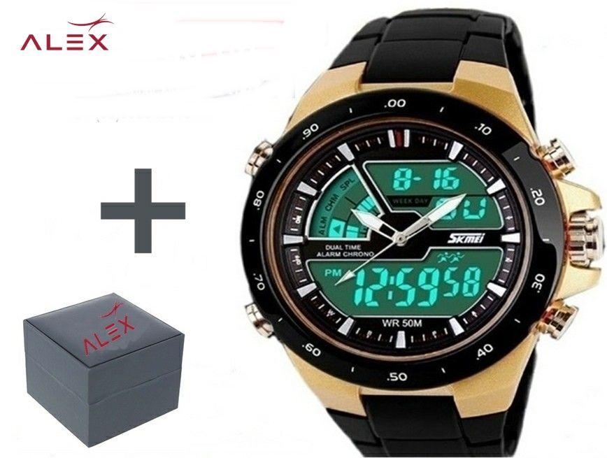 18f99062e7a Relógio Digital e Analógico 100% Funcional - Desapega