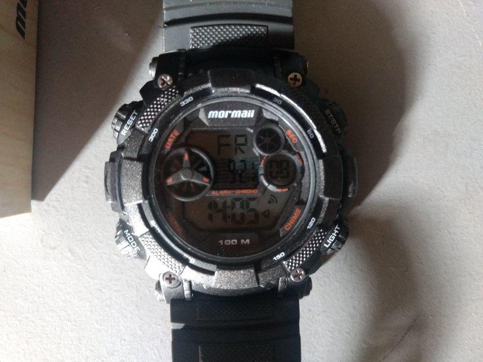 6bf54fbbadb65   Relógio Digital Mormaii Seminovo · Relógio Digital Mormaii Seminovo ...